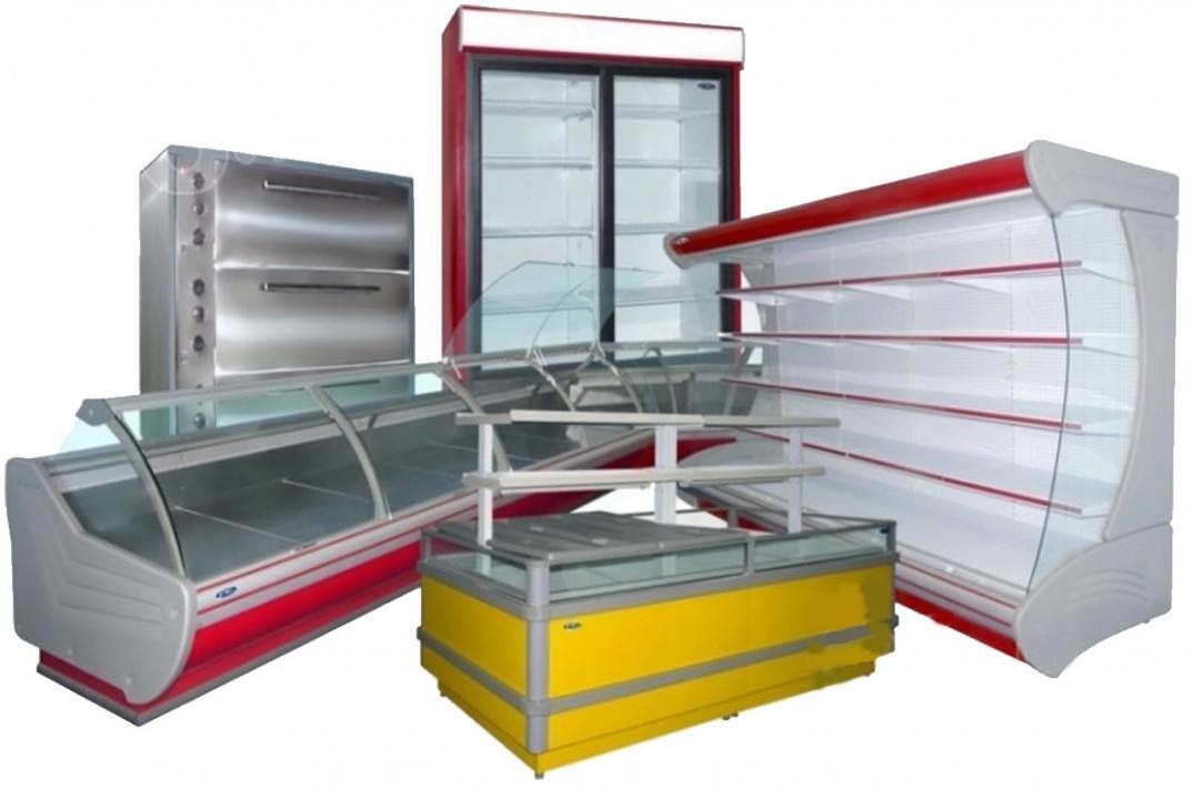 Холодильное оборудование для торговли
