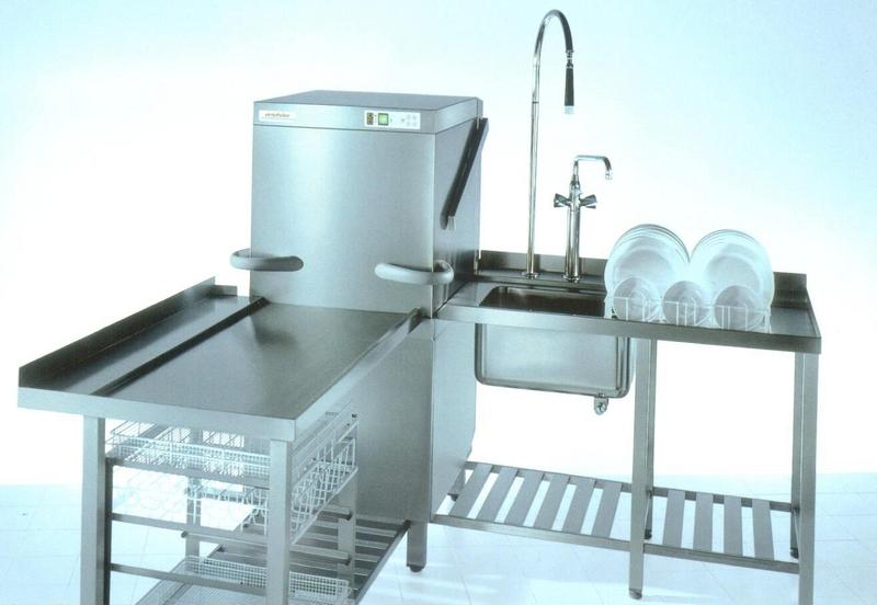 Посудомоечное оборудование для общепита