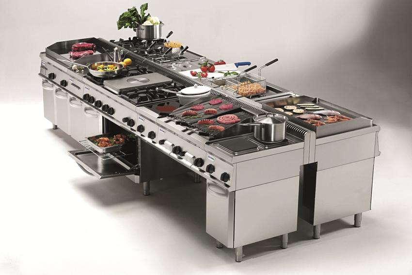 Тепловое оборудование для столовой и общепита