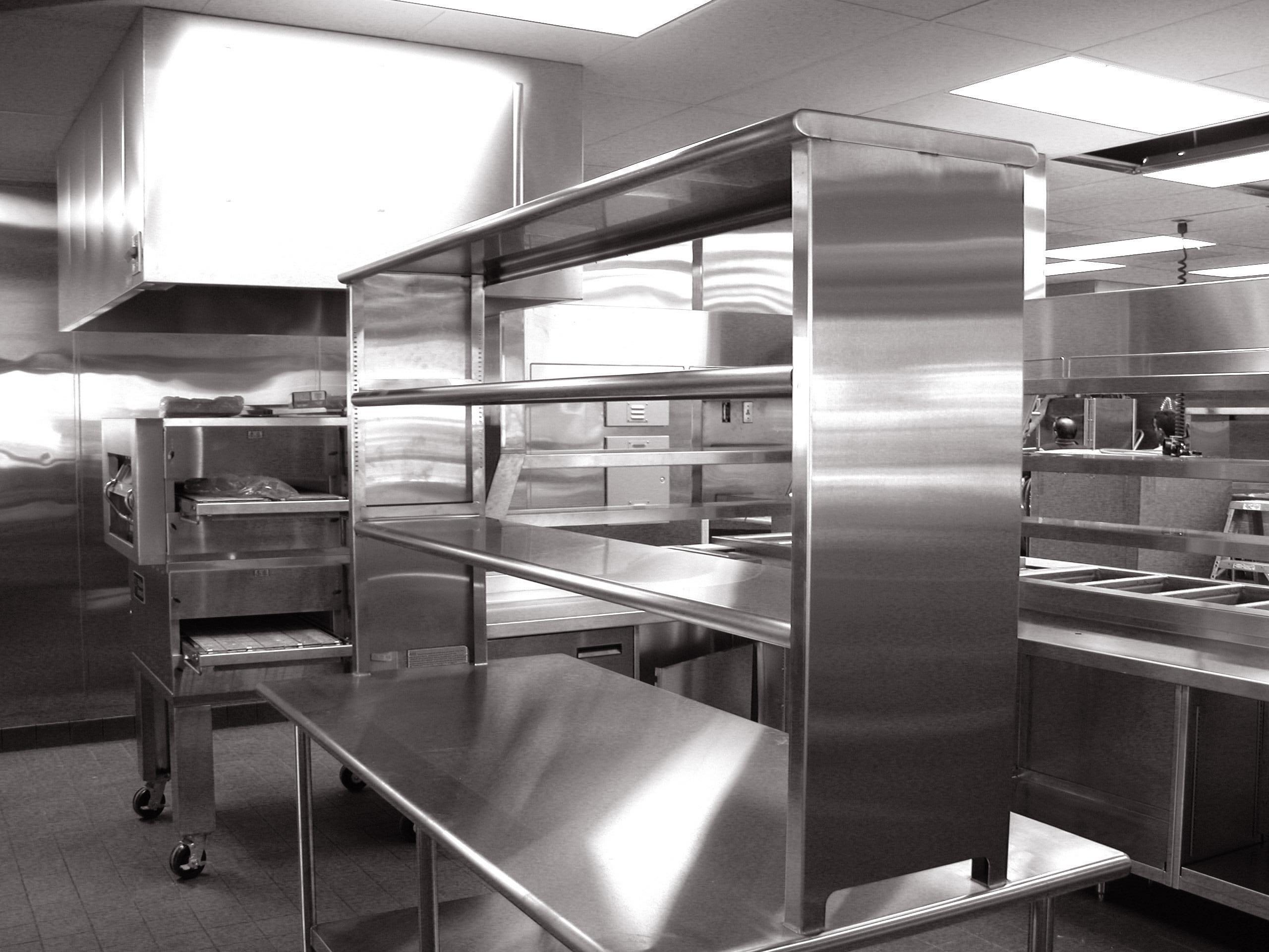 Нейтральное оборудование для столовых