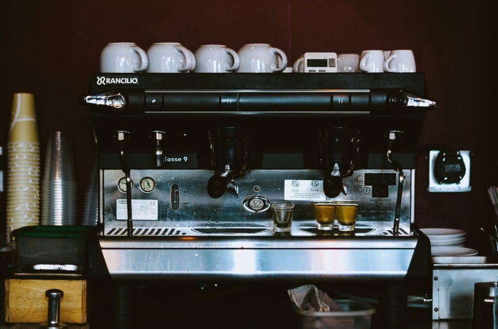 Кофемашина для кофейни