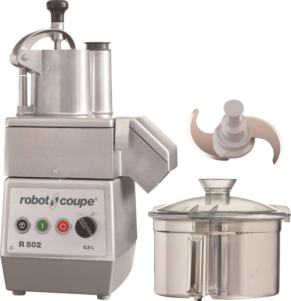 Кухонный процессор Robot-coupe R502 (с ножами)